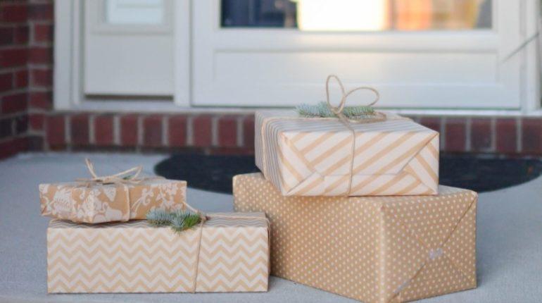 Как дарить подарки